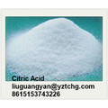 CAS NO.77-92-9 Citric acid anhydrous (food grade)