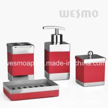 Accessoire de bain en acier inoxydable en forme de rectangle (WBS0809C)