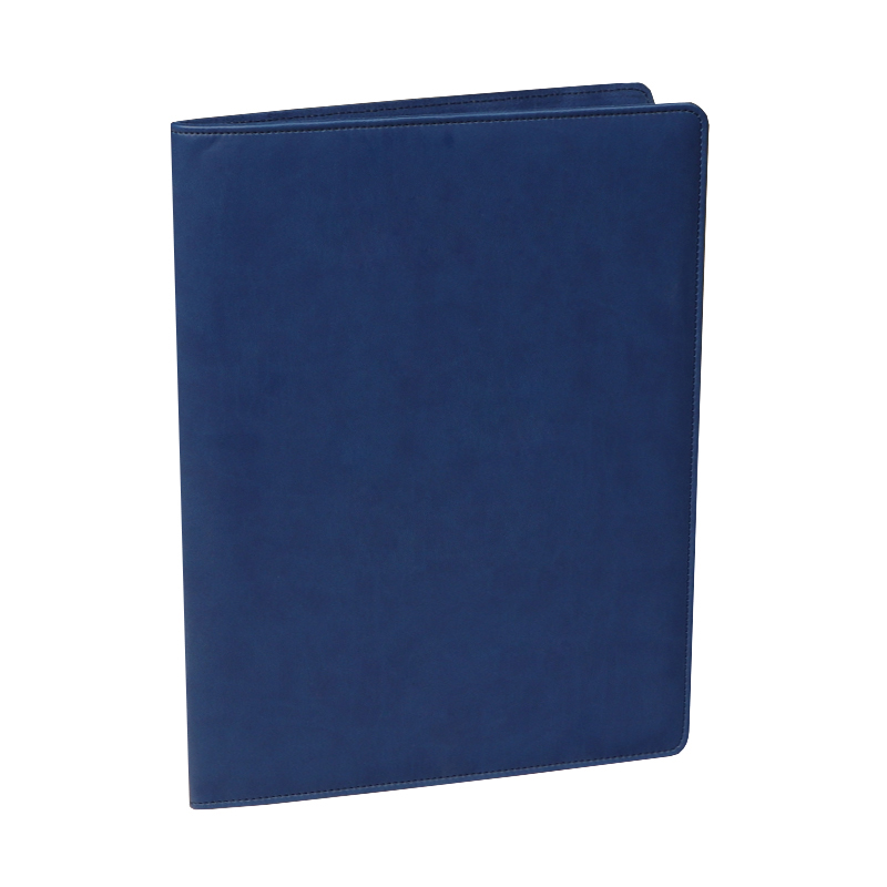 Blue PU leather photo album