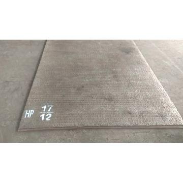 Placa de chapa de aço resistente ao desgaste de base A36