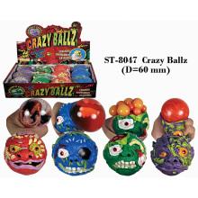 Squeeze Crazy Balls