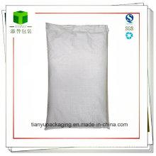 Sacs d'emballage en ciment tissés PP recyclés de 50 kg