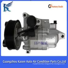 Panasonic auto ac bus air condition compressor parts DKCH17C