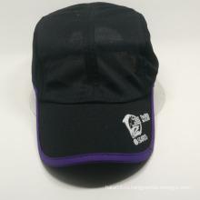 100% полиэфирная переплётная кольчатая спортивная кепка