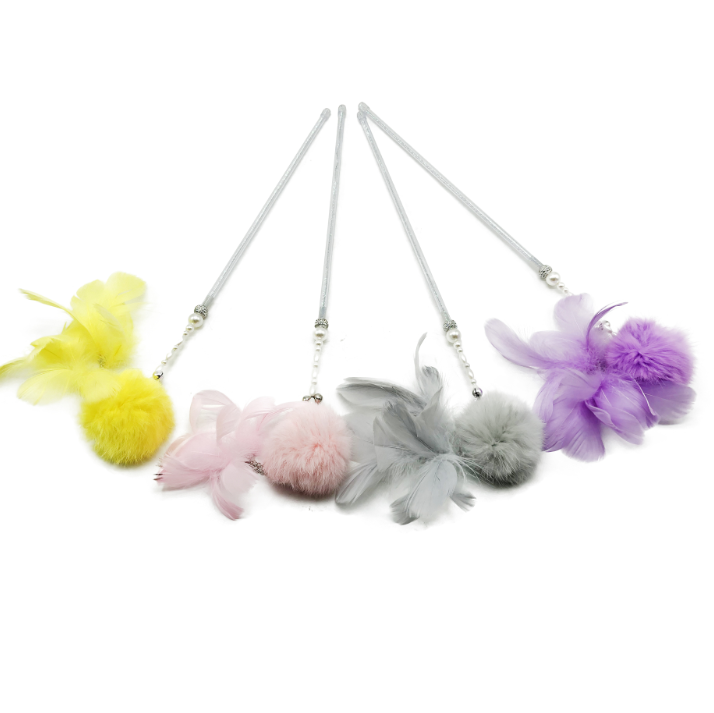 Cat Wand Toys