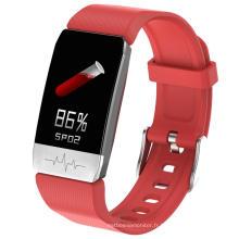 T1S Sports Monitoring Waterproof Bluetooth Smart Bracelet