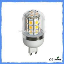 High lumens mini G9 led light bulbs hig light G9 led light bulbs