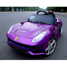 High Quality Kids Electric Car with Music Painting Color