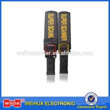 Detector de metais à mão Detector de metais à mão MD3003B Detector de metais à mão