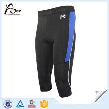 Mesh Compressed Running Pants Gym Porter pour les hommes