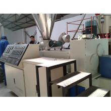 Extrusor de doble husillo de granulación de plástico
