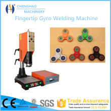 Cheap Fingertip Gyro Ultrasonic Plastic Welding Machine