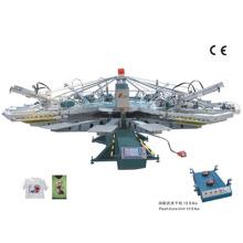 Máquina de impressão de tela automático YH têxtil (serigrafia)