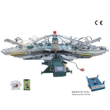 Yh Automatic Textile Screen Printing Machine (SERIGRAPHY)