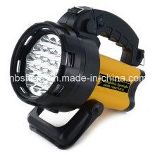 Proyector portable del LED 19PCS y luz de advertencia del LED 4PCS