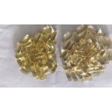 500mg spirals algal soft capsule fish oil capsules