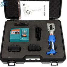 Bom preço dieless hexagonal ferramentas bateria separada hidráulica ferramenta de friso de cobre