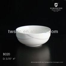 Maniküre Schale hergestellt aus Porzellan