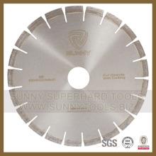 Factoryt Preis, hochwertige Diamant Granit Schneiden Sägeblätter