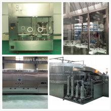 Proyecto llave en mano para la línea de producción de llenado y taponamiento de botellas de penicilina