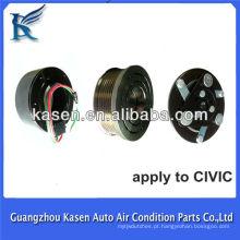 12v 7pk trse07 compressor elétrico embreagem