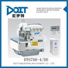 DT 6700-4 / DD Direktantrieb vier Faden Overlock Nähen Hosen machen Maschine