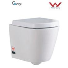 WC suspendido de la pared sin la cisterna / watermark Toilet estándar (CVT6013)