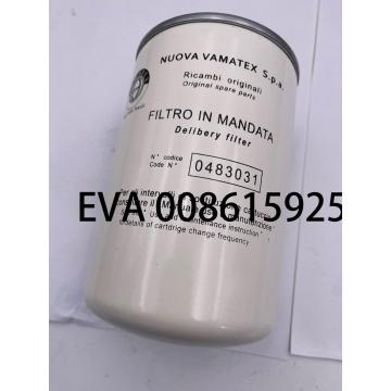 0483031 filter alat tenun vamatex