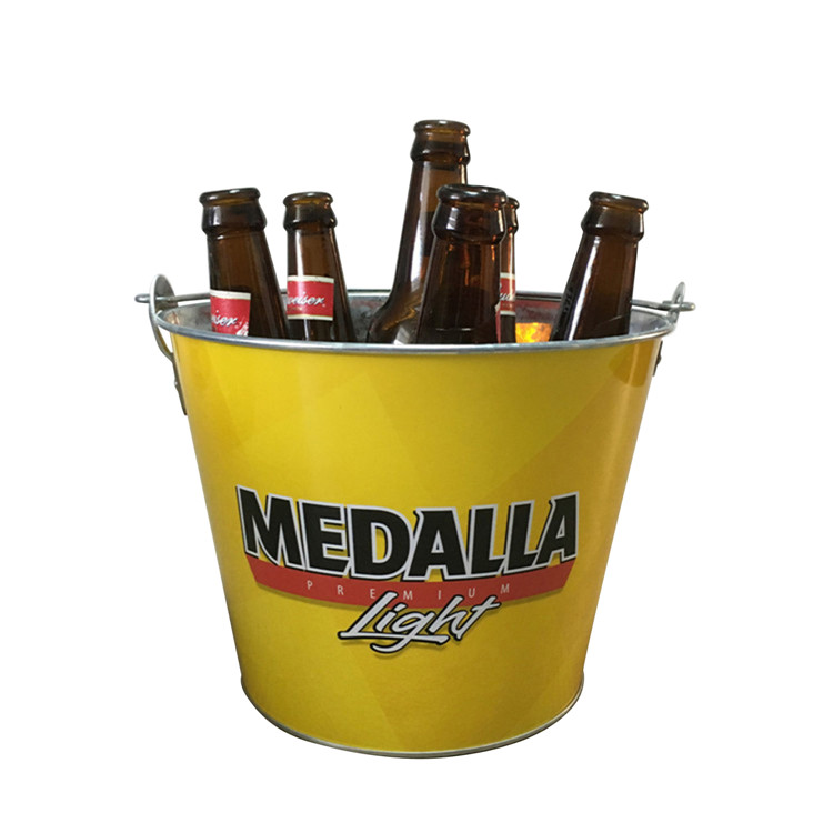 5qt Ice Bucket With Bottle Opener