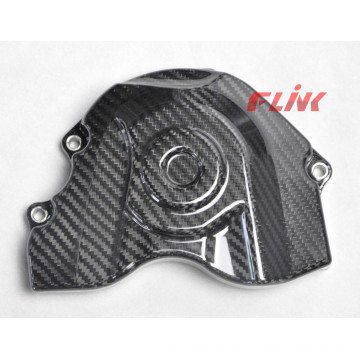 Cubierta de motor de fibra de carbono K1064 para Kawasaki Zx10r 2016