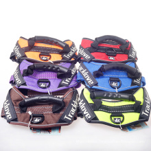high quality pet dog harness and leash backpack hunting dog harness sports dog harness set