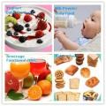 Aditivo alimentar 95% de fruto-oligossacarídeo FOS em pó
