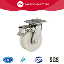 Heavy Duty RVS Caster wiel