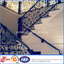Unique Residential Safety Wrought Iron Stair Railings (dhraillings-27)