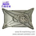 CNC de piezas de recambio de piezas de fundición de precisión de acero inoxidable