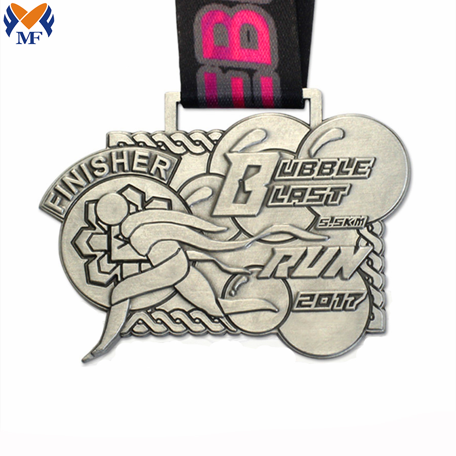 Marathon Finisher Medal Custom