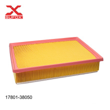 High Performance OE 17801-38050 Air Filter for Toyota for Lexus