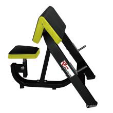 Fitness Equipment/Fitnessgeräte für sitzende Preacher Curl (SMD-2005)