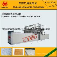 Machine ultrasonique automatique de soudure de couverture de machine de soudure par couverture ultrasonique