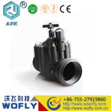3 inch big size irrigation solenoid valve