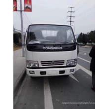 4X2 Caminhão de carga de cabine única
