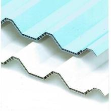 hoja de techo hueco resistente a la intemperie para construcciones
