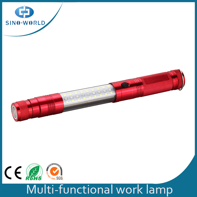 Retractable Head Led Work Light