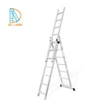 escalera de extensión triple de aluminio yongkang escalera multiusos