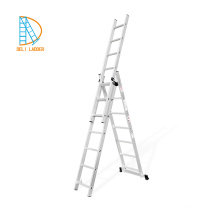 Folding ladder Industrial Ladders Type aluminum extension ladder
