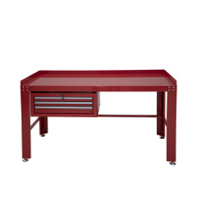 Heavy Duty Workbench Station with Drawer Box