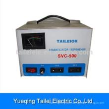 220v 500va home electrical voltage stabilizer
