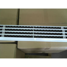 return linear grille air vent grille