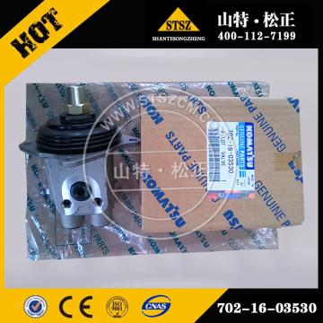 Komatsu PC400-7 Полит Клапан 702-16-04240