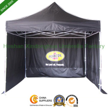 3X3 Advertising Gazebos Canopy Tents with 3 Sidewalls (FT-3030S)